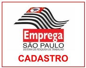 emprega sp cadastro Emprega SP 2013   Inscrições, Cadastro